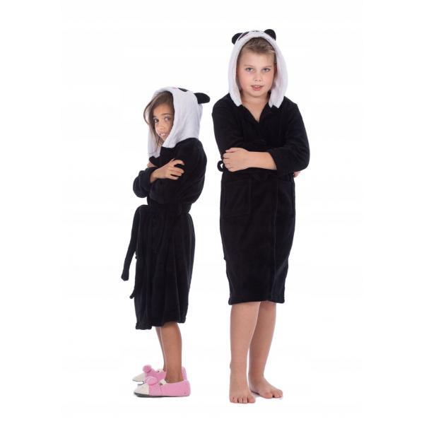 Szlafrok dziecięcy Miś Panda